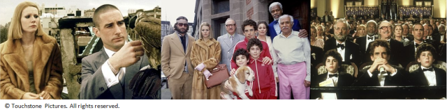 The Royal Tenenbaums film stills